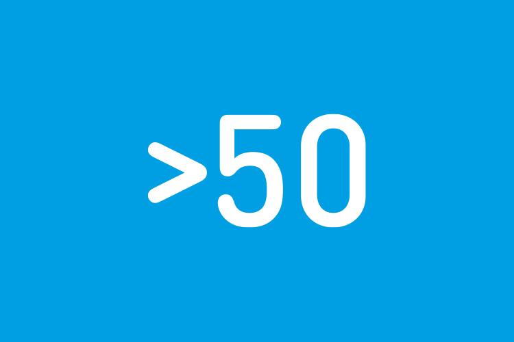 Logo Projekt >50