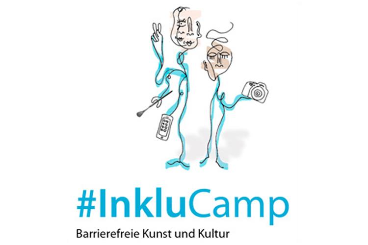 Logo vom InklCamp in Dortmund