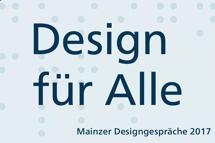 Logo der Mainzer Design Gespräche